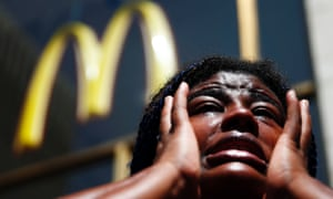 US Money mcdonalds worker minimum wage fight for fifteen