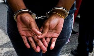 US Money arrest civil disobedience McDonalds