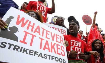 US Money strikes McDonalds