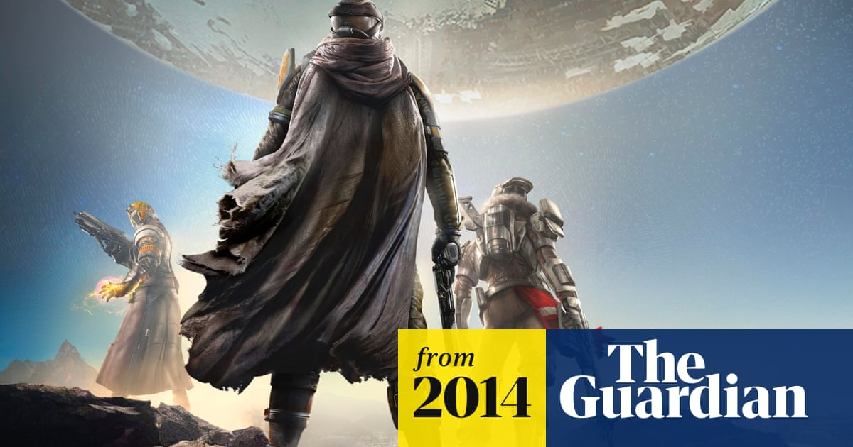 Destiny – a non-gamer's guide to 2014's biggest game | Games
