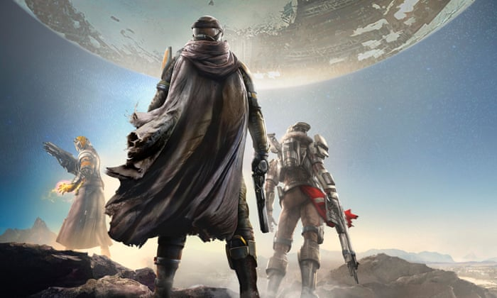 Destiny A Non Gamer S Guide To 2014 S Biggest Game Games The Guardian