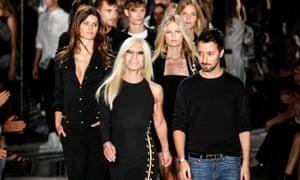 Versus Versace - Runway - Mercedes-Benz Fashion Week Spring 2015