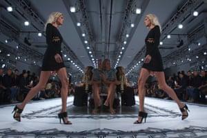 Te Versus Versace spring/summer 2015 collection