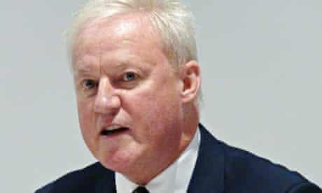 Rotherham council leader Martin Kimber