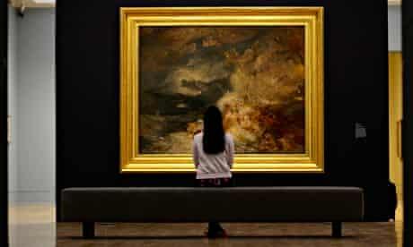 Turner at Tate Britain