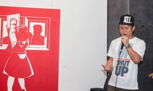 north korea defector rapper