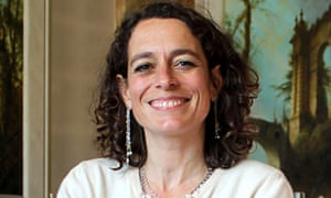Not especially likable, but not really awful either … Alex Polizzi: The Fixer. Photograph: BBC/Twofo