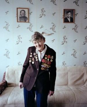 Galina Ivanova Pagarelava Shchuchyn