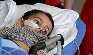 Ashya King arrives in Prague for treatment