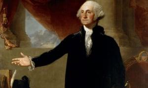 george washington portrait painting Lansdowne