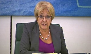 Margaret Hodge, chair of the public accounts committee