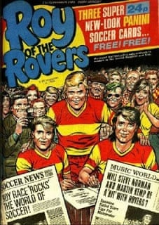 Spandau Ballet's Steve Norman and Martin Kemp join Melchester Rovers