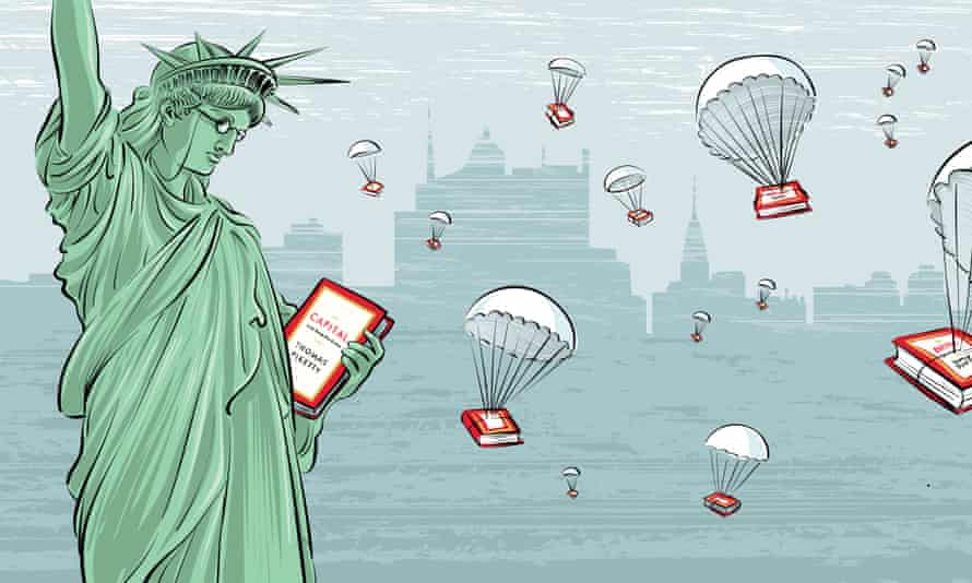 Piketty book illustration