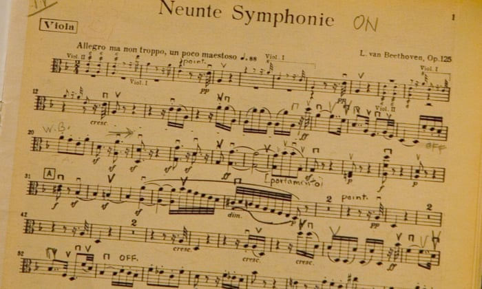 Symphony guide: Beethoven's Ninth ('Choral') | Music | The