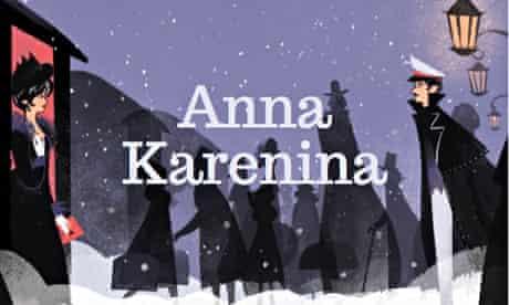 Vronsky meets Anna Karenina