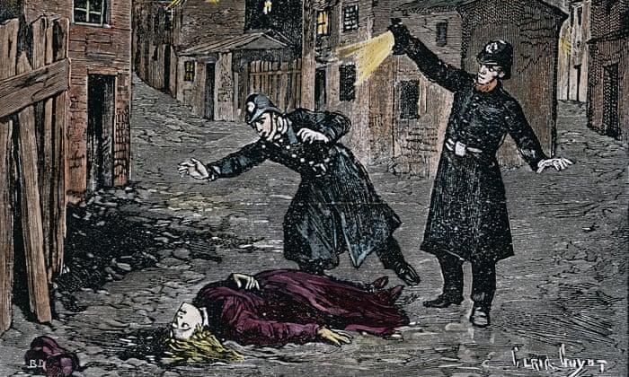 Jack the Ripper case जगातील १५ रहस्यमय गोष्टी