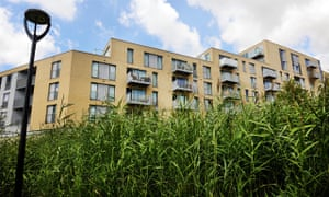 Social housing and new property developments