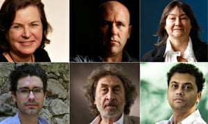 Booker shortlist 2014