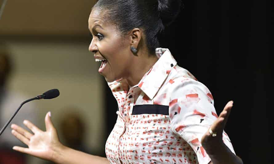 What? WHAT HAPPENED NEXT? … Michelle Obama, Upworthy's new guest curator.