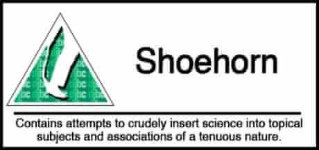 WARNING: Shoehorn