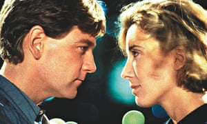 Kenneth Branagh and Emma Thompson in 1991's Dead Again