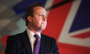 David Cameron has said he would not resign if Scotland votes for independence.
