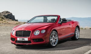 Bentley Continental Gt V8 S Car Review Martin Love Technology