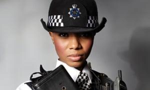 Firearms Officer Carol Howard