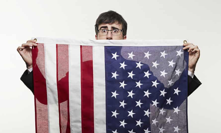 John Oliver of the Daily Show