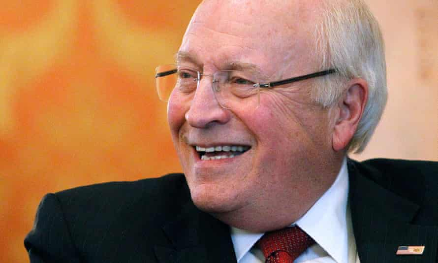 Dick Cheney in 2013.