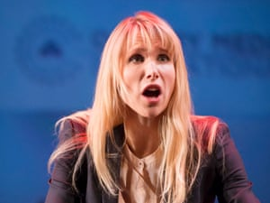 Lucy Punch in Great Britain