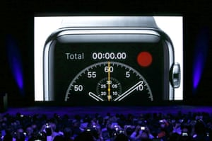 The Apple Watch has two new health-tracking applications, which use the motion sensors and heart rate monitor to log a user's general fitness and specific workouts.