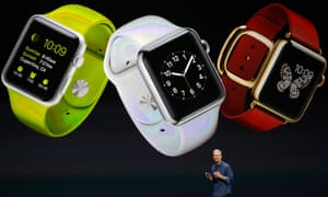 The Apple Watch will come in three different versions, the Apple Watch, Apple Watch Sport and the Apple Watch Edition. The watches will also be available in two sizes with either a 38 or 42mm sized case.