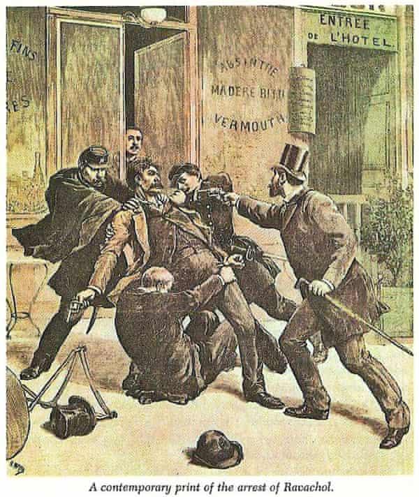 arrest of Ravachol