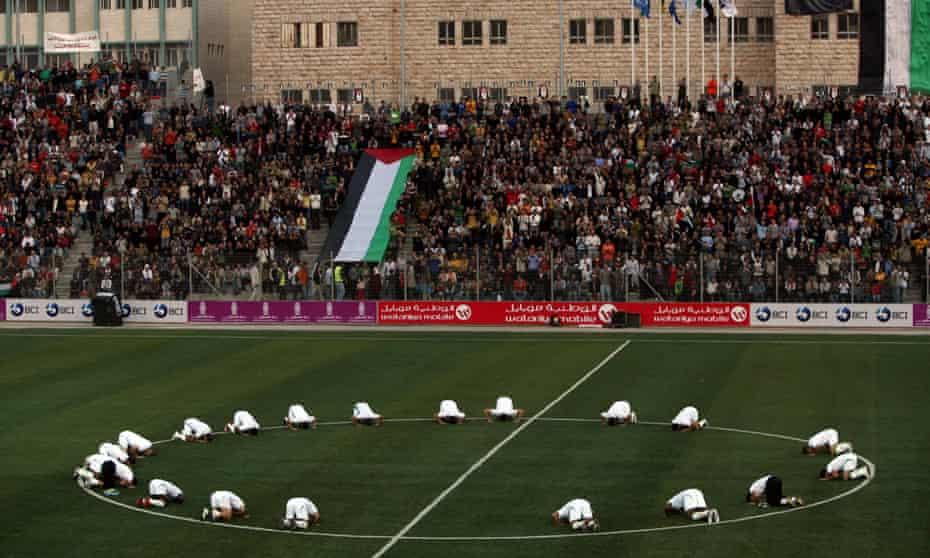 Palestine football team