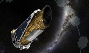 Crowdfunding paid for a supercomputer to search for exomoons in the vast quantities of data from the Kepler space telescope..