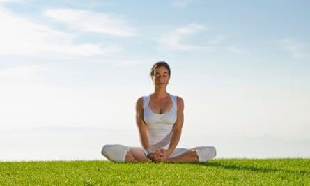 yin yoga be part of the yin crowd  yoga  the guardian