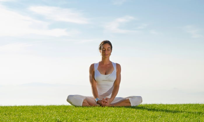 Yin yoga: be part of the yin crowd | Life and style | The Guardian