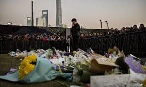 Shanghai memorial