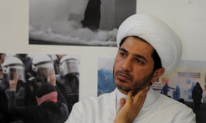 Sheikh Ali Salman is head of the al-Wefaq Islamic Society. Al-Wefaq did not take part in the November and says voting districts favoured the kingdom's Sunni Muslims.