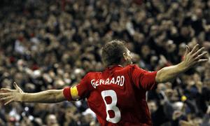 Steven Gerrard gallery