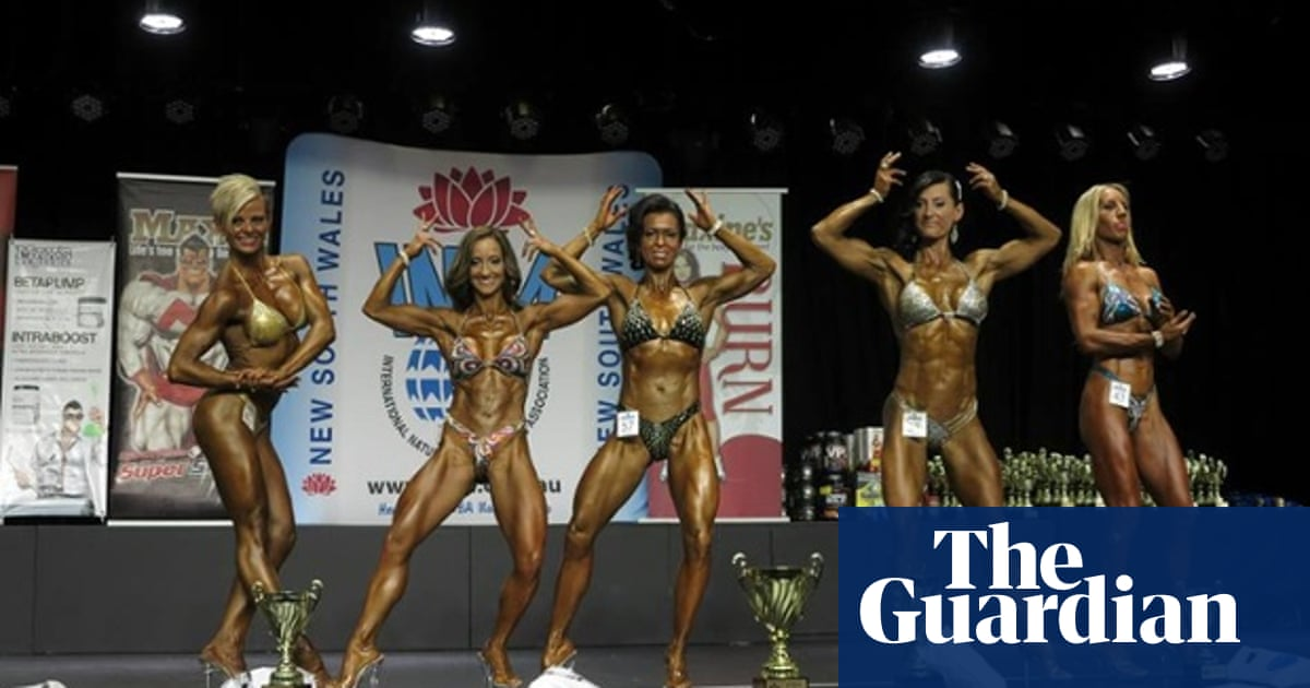 Inside Sydney S Female Body Building Scene Life And Style The Guardian