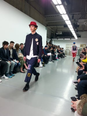 The Way Perry-styled Kit Neale show