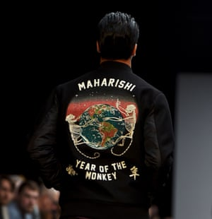 Maharishi a triumphant return for the cult 1990s label fashion a model in a maharishi jacket gumiabroncs Image collections