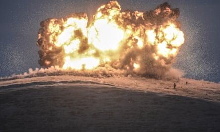 Isis air strike