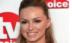 Strictly Come Dancing's Ola Jordan, who injured her knee so badly on The Jump that it threatens her dancing career.