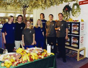 Innocent team in 2000