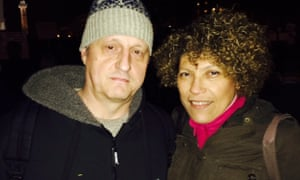 Mina, 57, and Francois, 52, in Paris