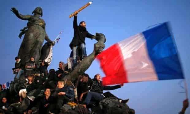 Paris rally