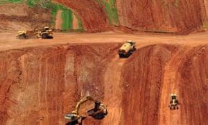 mining queensland stock